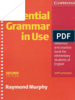 1. Raymond Murphy - English Grammar In Use (With Answers) - Elementary.pdf