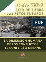 La Dimensión Humana Del Conflicto-El Conflicto Urbano
