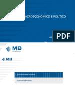 2018 12 14 Comentário Mcroeconômico - Dezembro