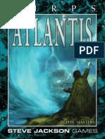 Atlantis Steve Jackson