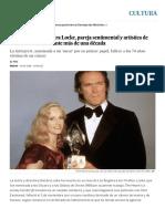 Muere La Actriz Sondra Locke, Pareja Sentimental y Artística de Clint Eastwood Durante Más de Una Década _ Cultura _ EL PAÍS