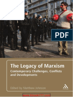 The Ethical Foundations of Marxism
