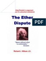 The Ether Dispute
