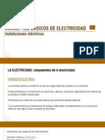 CHARLA DE ELECTRICIDAD