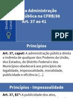 Constituição Federal Administração Pública Na Constituição Federal