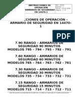 Instrucciones RF105 (Español)