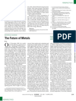 Future of Metals
