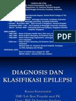 Diagnosis Dan Klasifikasi Epilepsi Ppt