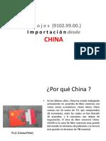 PPT Relojes de China