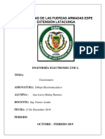 Cuestionario Dibujo Electromecanico