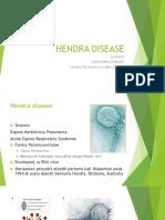 5. Hendra Disease