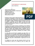 Película de Francisco y Clara de Asis