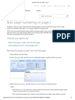 Start page numbering on page 2 - Word.pdf