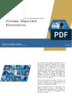 Manual de Recomendaciones Sistema Seguridad Electrónico