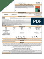 Boletim Tecnico Gesso & Drywall-31.05