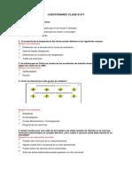 cuestionario examen clase b