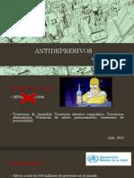 Clase Antidepresivos Ramos