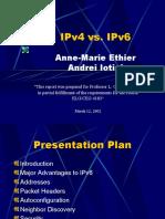 Ipv4 Versus Ipv6