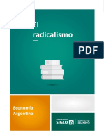 3-4 El Radicalismo