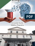 Psicofarmaco Para Psicólogos - Clase 1 Dr. Hunter (1)
