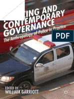 Policing and Contemporary Governance_ the Anthropology of Police in Practice