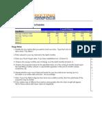 MEC Essential Metrics Dashboard Tool