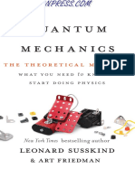 Quantum Mechanics - The Theoretical Minimum