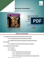 Tema 4 - Fuentes de Financiacion
