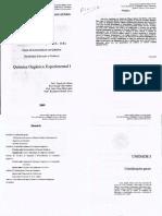 Química Orgânica Experimental I-EADQUI024