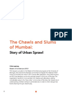 A_12 the Chawls and Slums of Mumbai