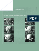 A New General Catalogue of the Ants of the World