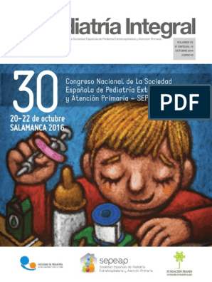 Pediatría Integral Xvi Especial Congreso 16 Ritmo