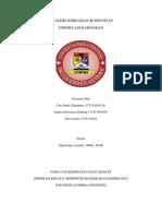 Analisis Kebijakan Komunitas Cover