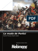 139. D-F. E. Auber - La Muda de Portici