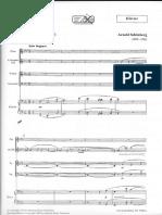 Pianoforte Score