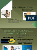 Logistica Internacional de Bolivia
