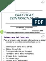 Prácticas contractuales
