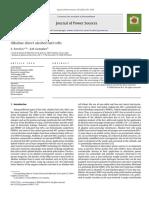 Alkaline direct alcohol fuel cells