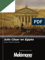 140. G. F. Haendel - Julio César en Egipto