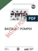 bastille booklet