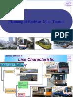 1. Rail Way Mass Transit