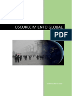 Oscurecimiento Global