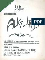 Acido Bar Augurio 1999