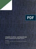 CIDADE E ALMA 2018 - Gustavo Bacellos