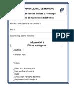 Filtro 13Analogico