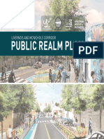 Livernois and McNichols Corridor Public Realm Plan