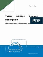 ZXMW NR8961 Product Description