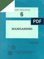 Estudio Del Manganeso