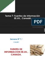 Semana 7 Fuentes de Informacion Comercial Ue, Prochile, Otros -Xrp
