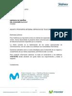 PROPUESTA INTEGRAL SERVICIOS MOVIL + PUESTOS DE TRABAJO INFORMATICOS